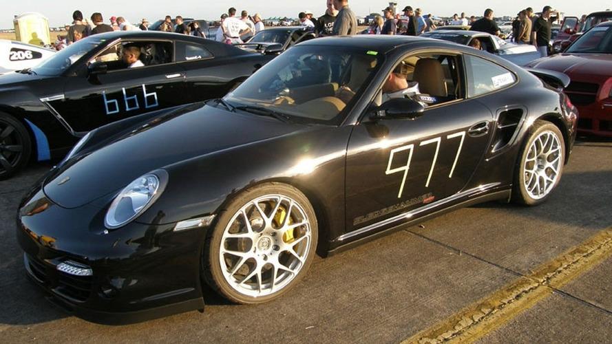 SPI 997 SLEDGEHAMMER 1000 hp Porsche Conversion Package