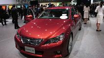 Toyota Mark X Impresses in Tokyo