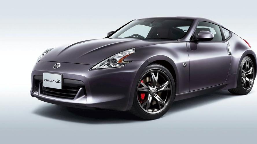 Nissan Fairlady Z 40th Annivasary Edition Announced for Japan