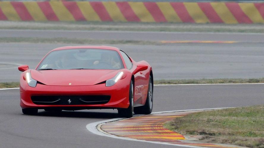 Medical scare won't stop Rossi's Ferrari test