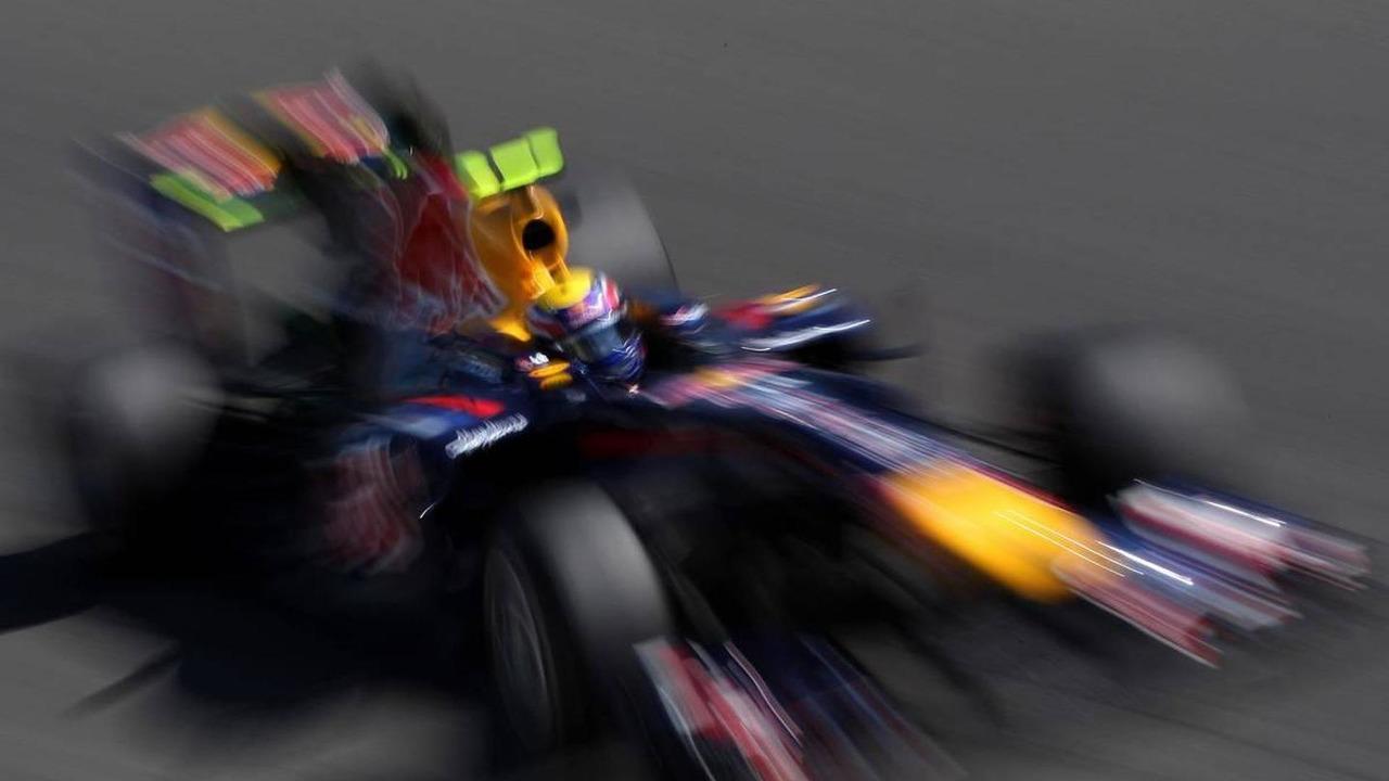 Mark Webber (AUS), Red Bull Racing - Formula 1 World Championship, Rd 14, Italian Grand Prix, Saturday Practice, 11.09.2010 Monza, Italy