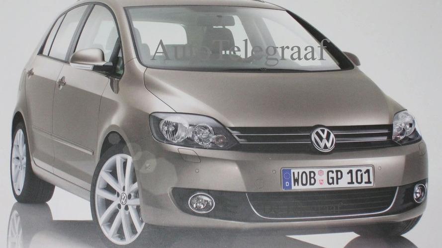Volkswagen Golf Plus Leaks