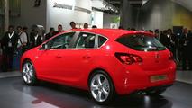 2010 Opel Asta Public Premiere in Frankfurt