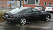 2011 Mercedes CLS AMG Prototype Vehicle Testing