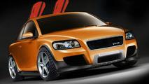 Volvo C30 by Heico Sportiv