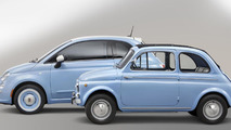 Fiat 500 1957 Edition shows its retro side in L.A.