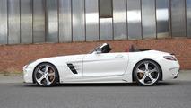Mercedes SLS AMG Roadster by MEC Design 19.8.2013