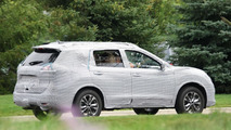 2015 Nissan X-Trail (Rogue) spy photo 13.08.2013