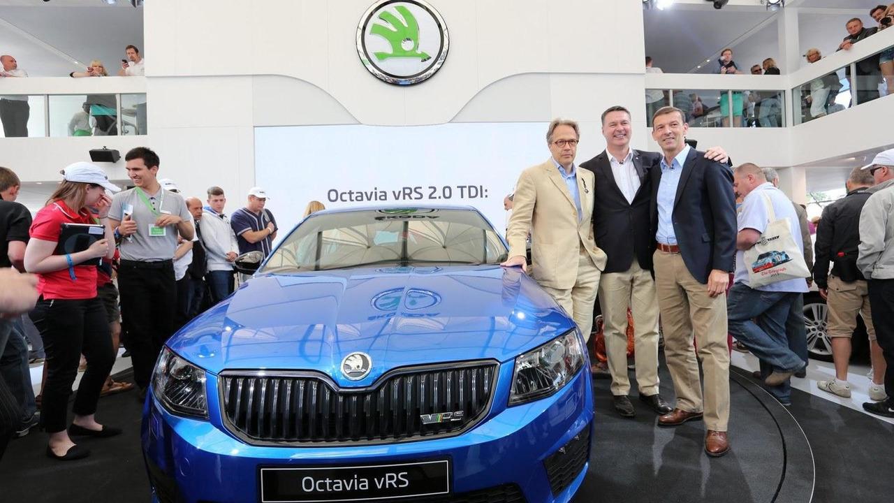 2013 Skoda Octavia RS 12.07.2013