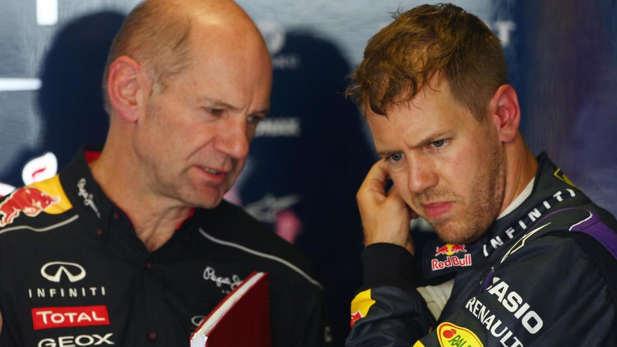 Vettel tells Newey to forget yachting