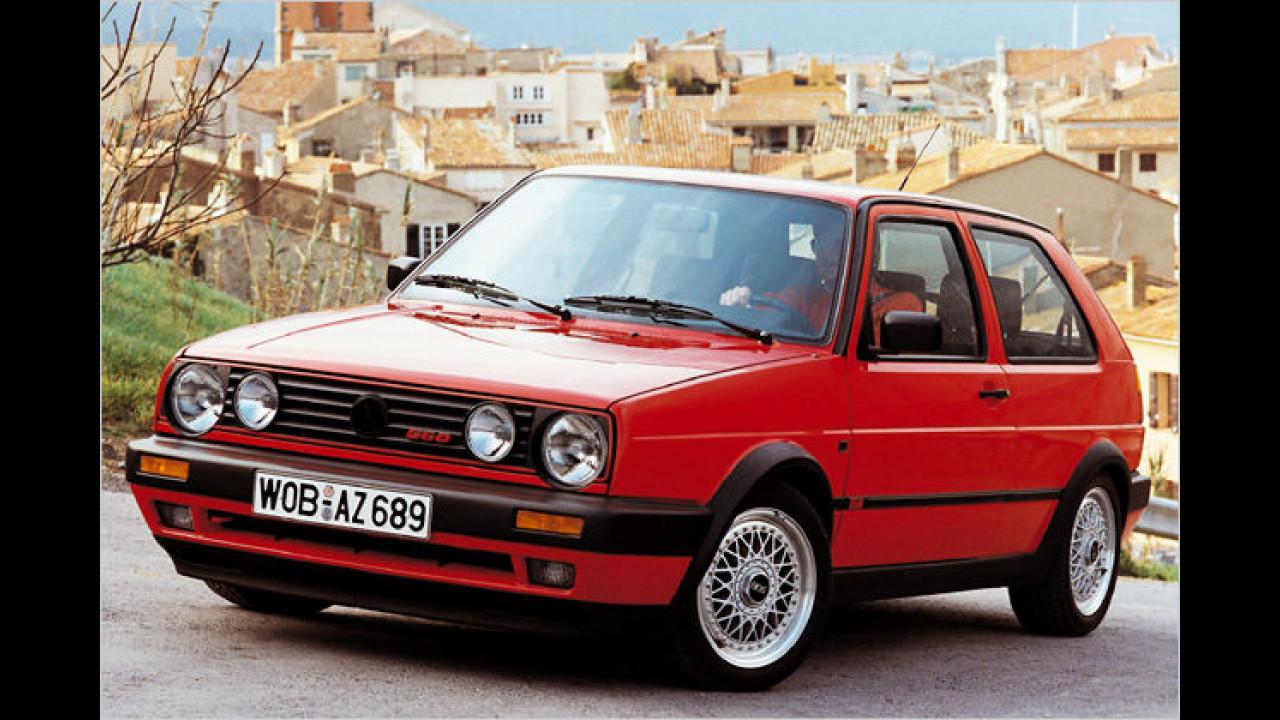 VW Golf GTI G60 (1989)