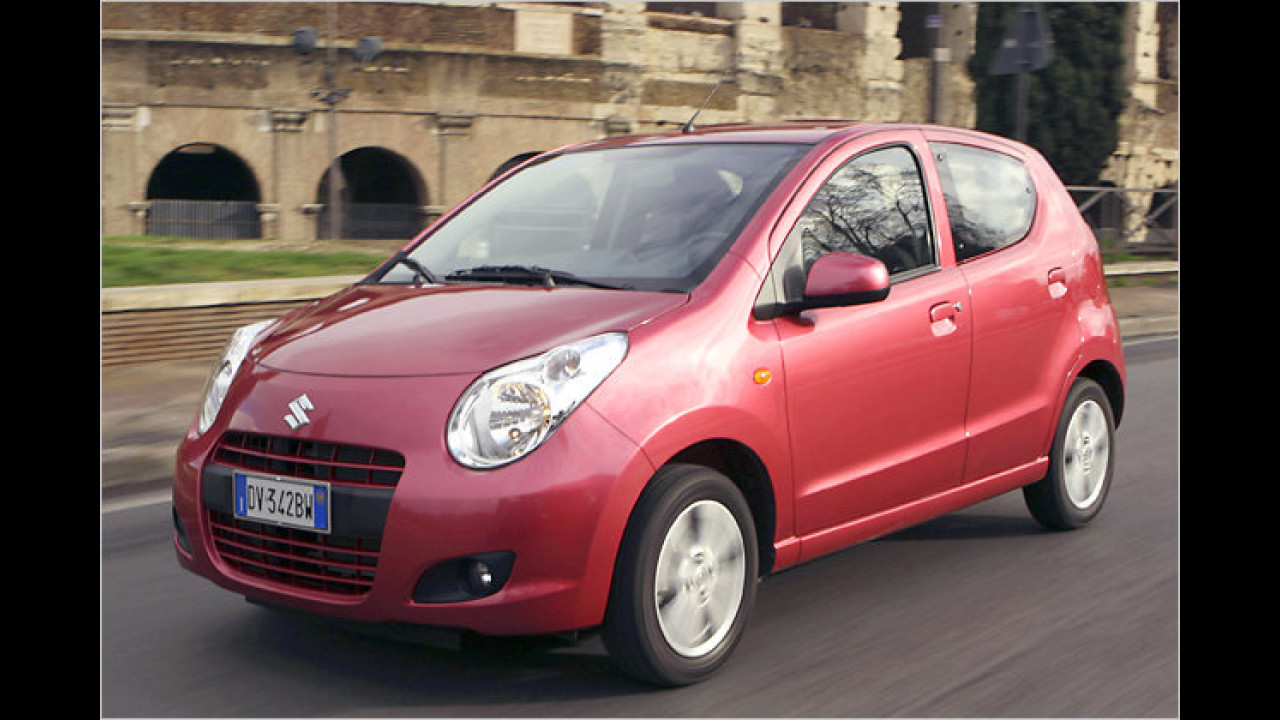 Suzuki Alto 1.0 Basic