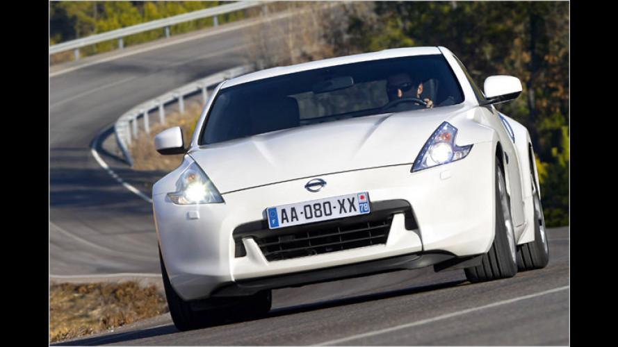 Feinschliff: Nissan überarbeitet den 370Z