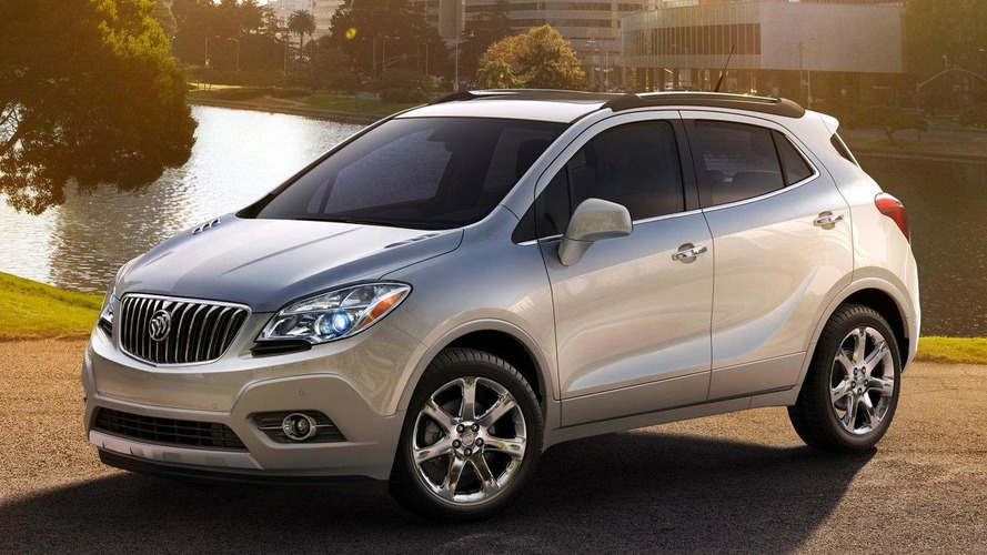 Buick increases US-spec Encore production by 50 percent to keep up with high demand