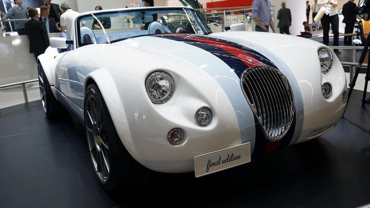 Wiesmann MF3 Roadster Final Edition - 16.9.2011
