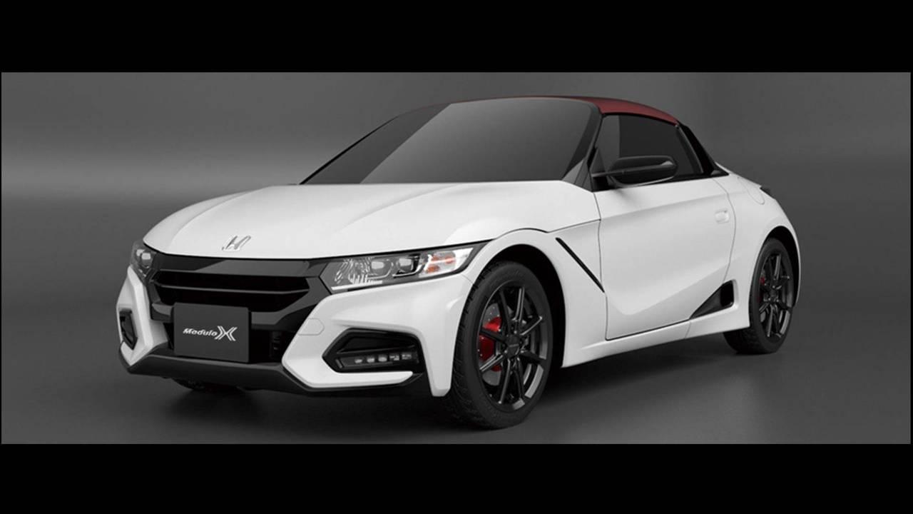Honda S660 Modulo X Concept