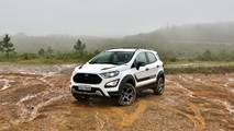 2018 Ford EcoSport Storm: First Drive