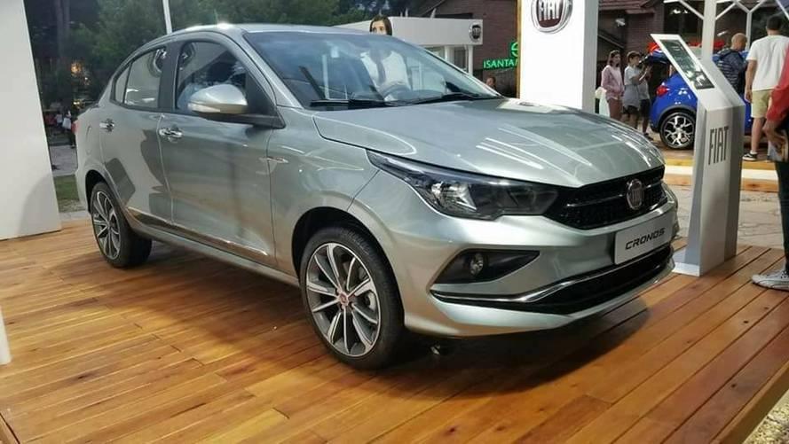 Fiat Cronos - Verano Fiat 2018