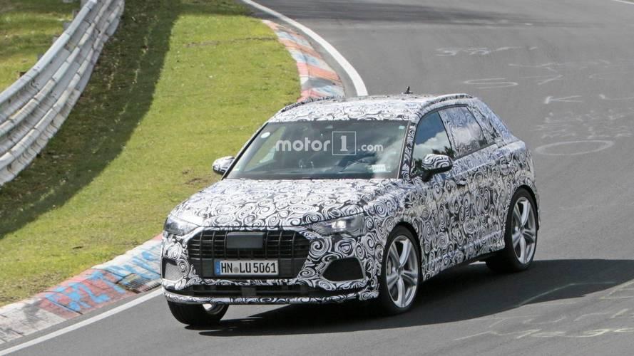[GÜNCEL] 2019 Audi SQ3 ilk kez kamuflajlı olarak görüntülendi