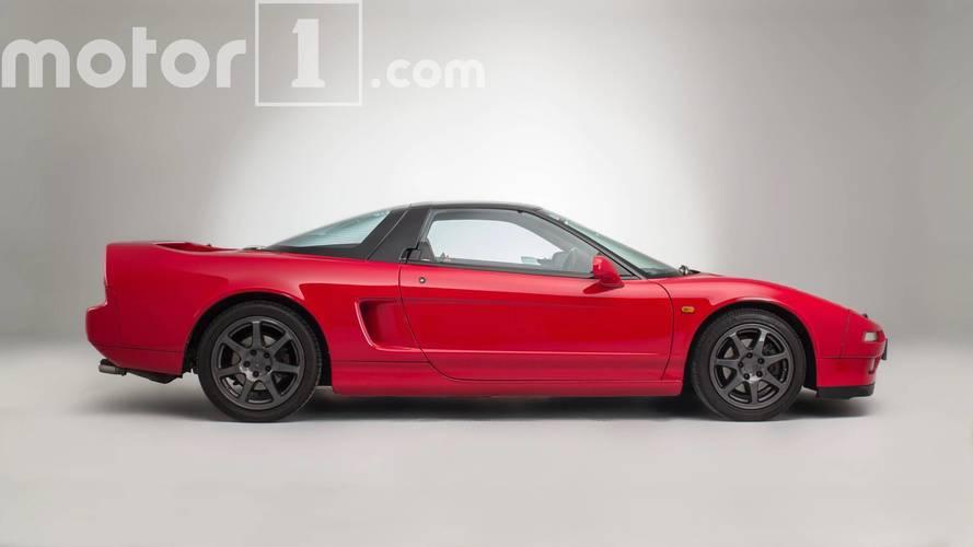 Motor1.com Efsaneleri: 1990 Honda NSX