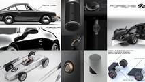 Porsche 9e1 Renderings