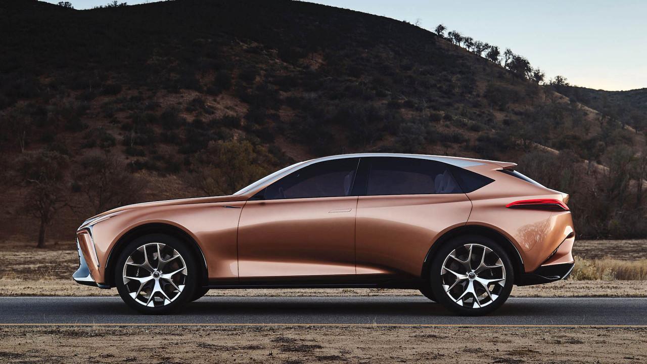 Detroit 2018: Lexus zeigt kantigen LF-1 Limitless