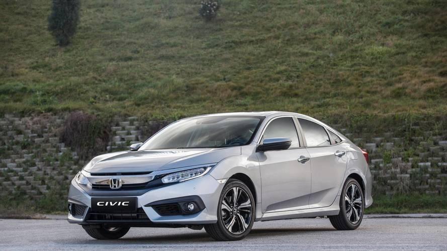 Honda Civic'ten Haziran'da sıfır faiz fırsatı
