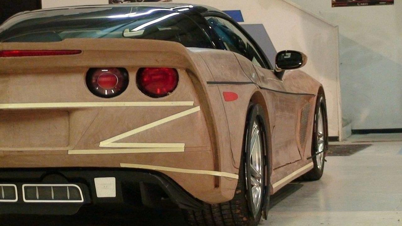 Specter Werkes Corvette GTR in the Works