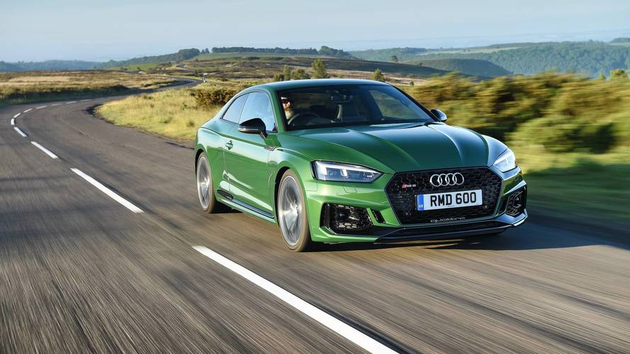 2018 Audi RS5: Big numbers, little fun