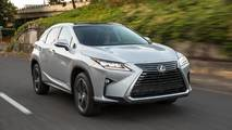 6. Luxury Midsize SUV/Crossover: Lexus RX 350.