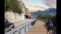 Pista ciclabile Lago di Garda, Limone-Trentino 003