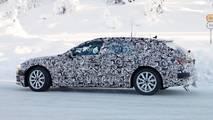 Audi A6 Avant fotos espía del interior