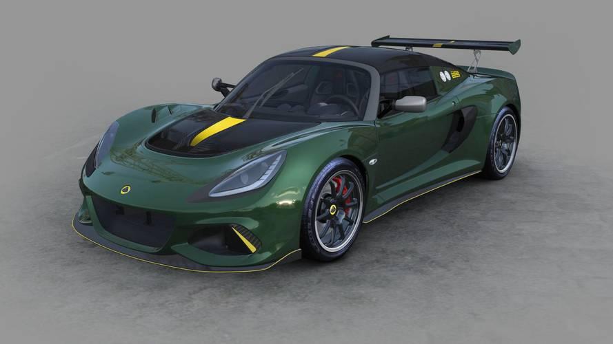Lotus Exige Cup 430 Type 25, alma de competición