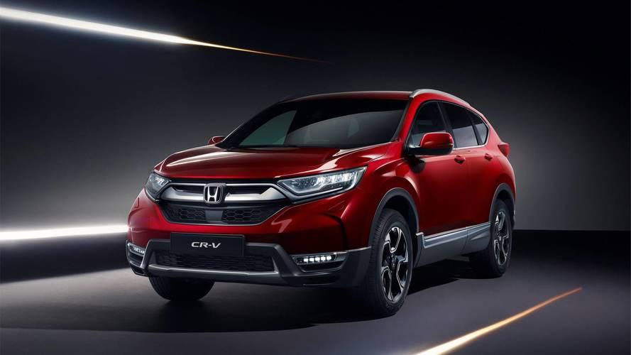 Honda CR-V 2018 - Europa