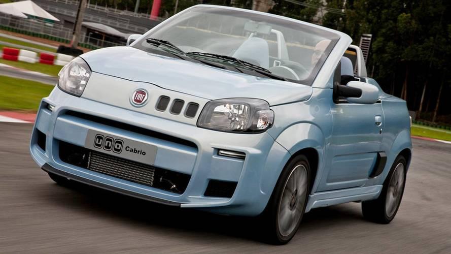 Conceitos esquecidos: Fiat Uno Cabrio criou expectativa para retorno da versão Turbo