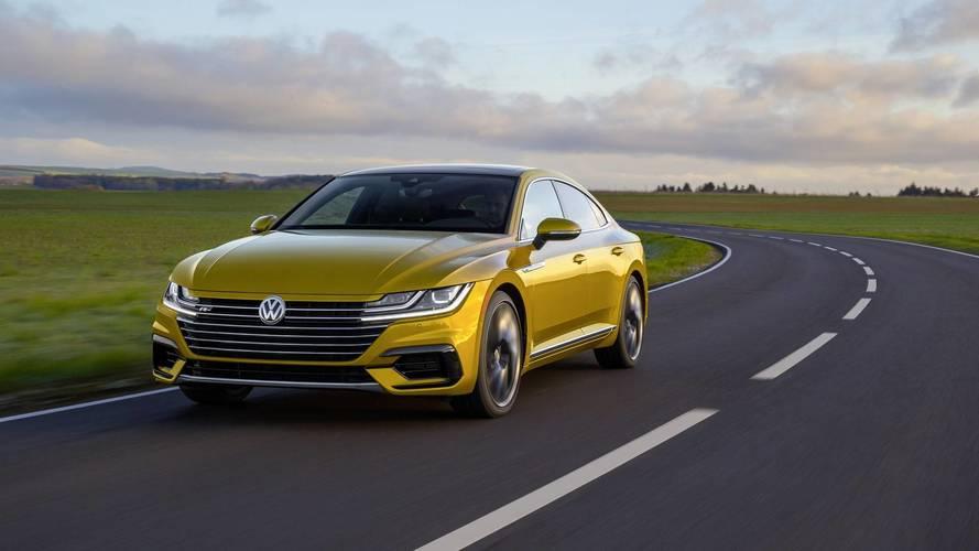 VW Brings Stylish R-Line Package To Arteon, Debuting In New York
