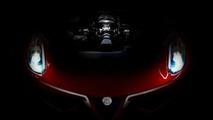 Touring Superleggera Disco Volante revs its engine at Concorso d'Eleganza Villa d'Este [video]