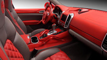 Porsche Cayenne Vantage 2 Red Dragon by TopCar