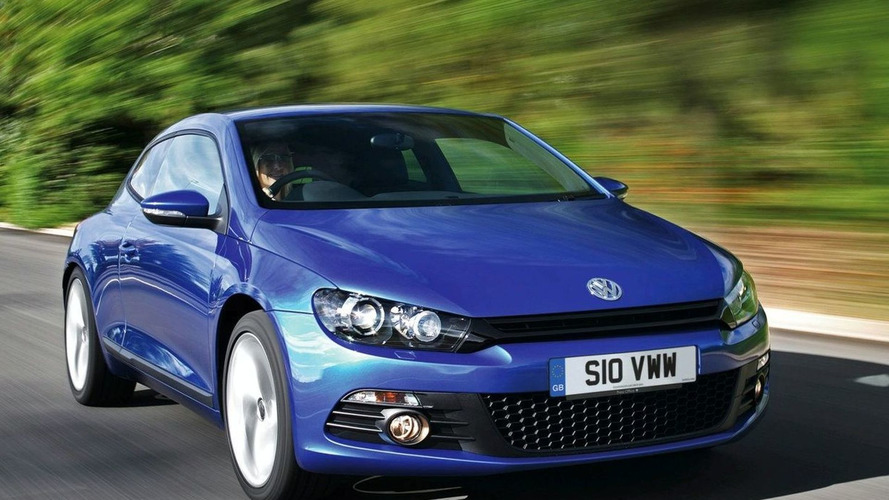 VW Scirocco GT Gains 170PS TDI Engine in the UK