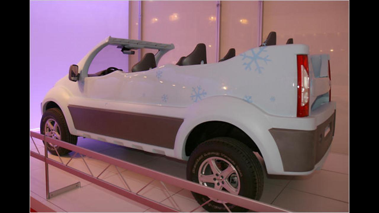 Sbarro Citroën Jumpy Atlante