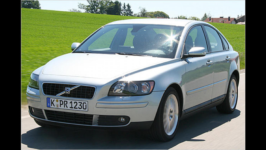 Behagliches Taxi: Volvo S40 D5 liebt lange Strecken