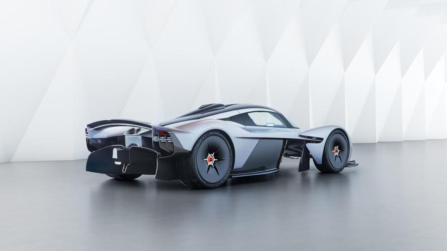 Aquí tienes el Aston Martin Valkyrie casi definitivo