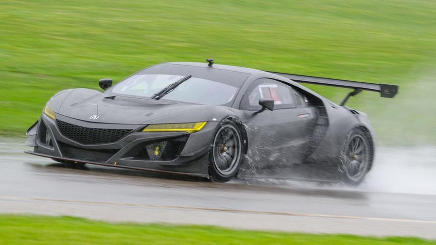 Acura NSX GT3 Racer Goes On Sale Globally