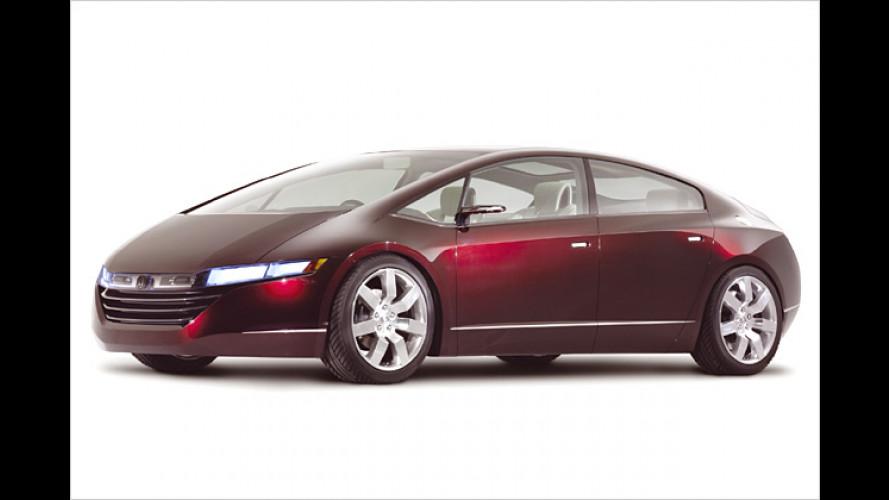 Honda will Brennstoffzellenfahrzeug FCX bauen