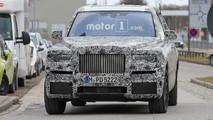 Rolls-Royce Cullinan Spy Pics