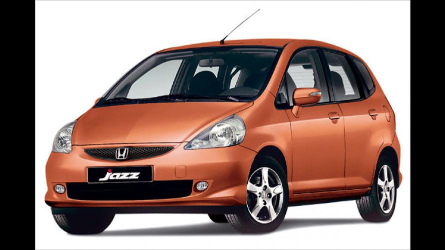 Klein, aber fein: Neues Sondermodell Honda Jazz 1.2 Style