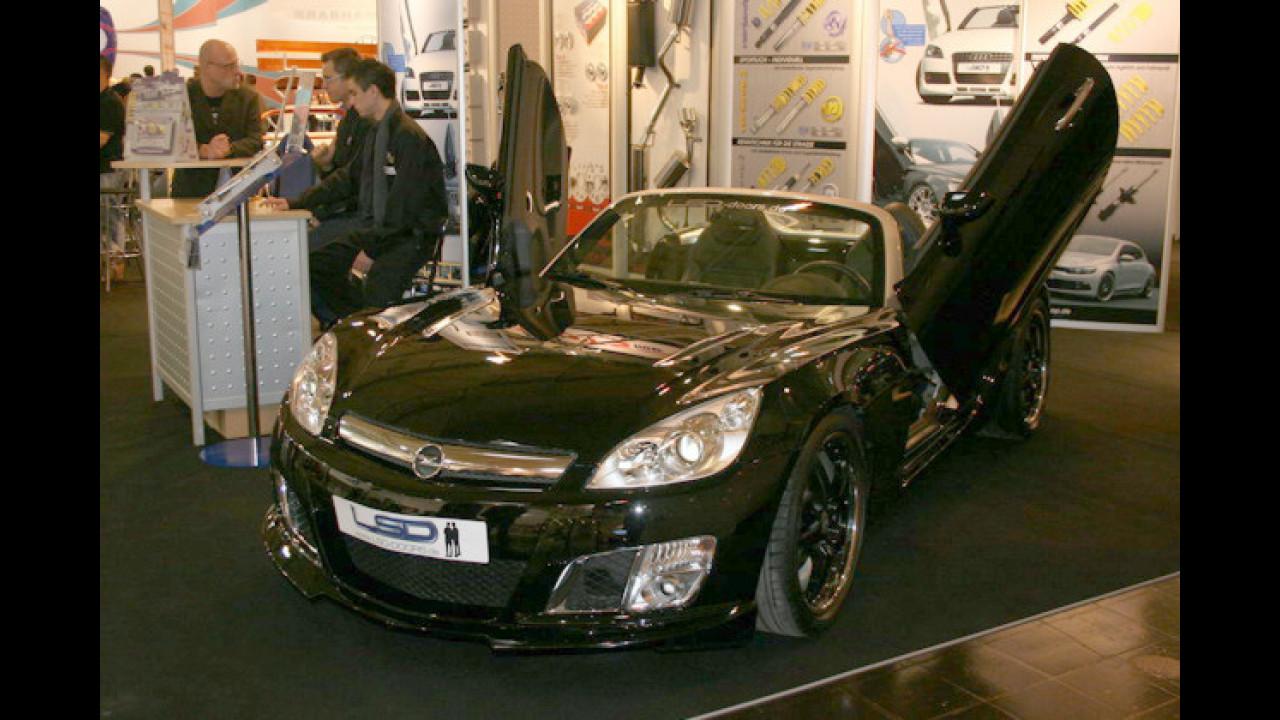LSD Opel GT