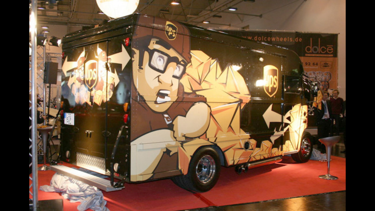 UPS-Car