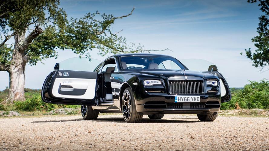 Rolls-Royce Wraith Black Badge Review