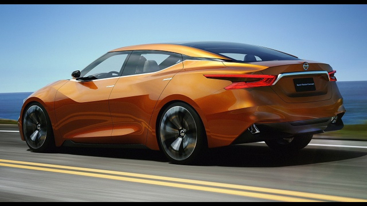 Nova geração do Nissan March terá design inspirado no conceito Sport Sedan
